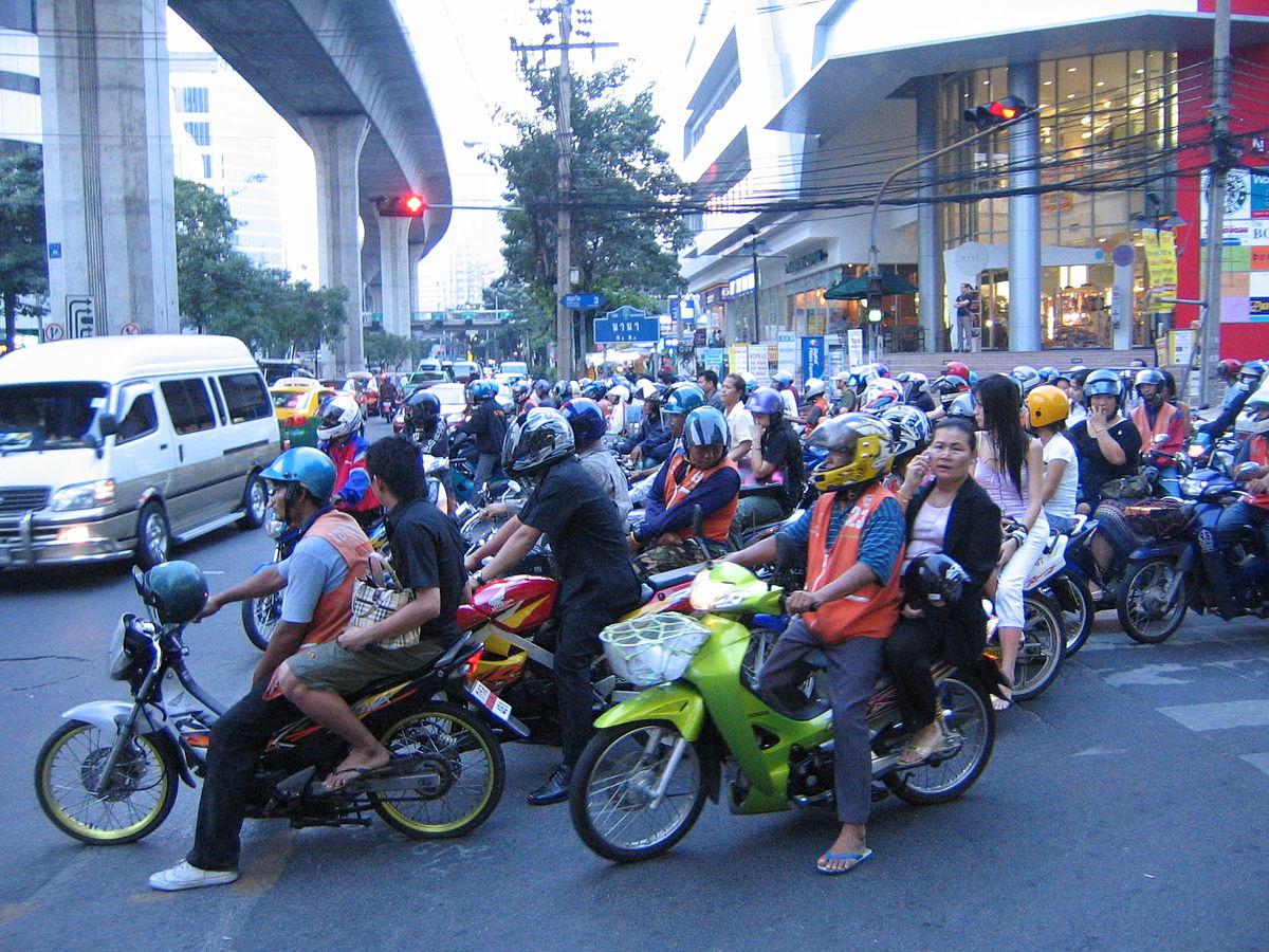 タイの暮らし