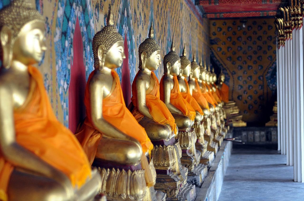 タイで週末を楽しむ
